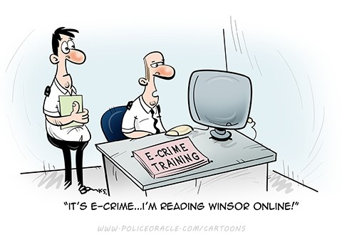Police Oracle Cartoon 03 05 12