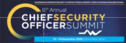 Chief Security Officer (CSO) Summit