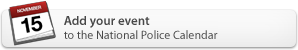 Add your event to the National Police Calendar