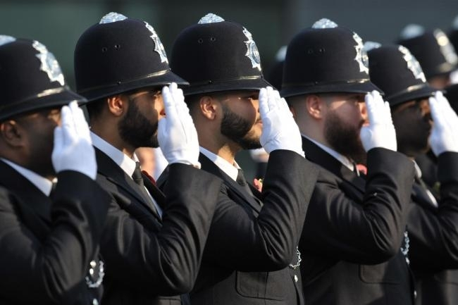 Number crunching: But is the recruitment of 20,000 extra officers by 2022 possible?