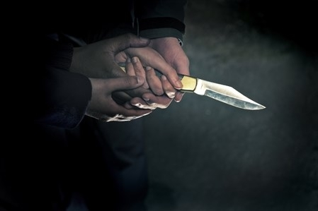 Knife crime: Up 85 per cent in the West Midlands since 2012