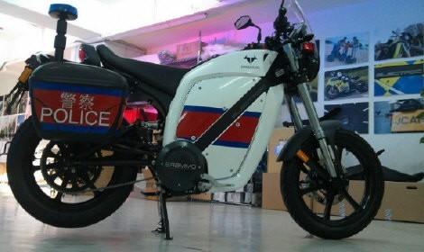 Motorcycle Fleet Gets Electric Upgrade