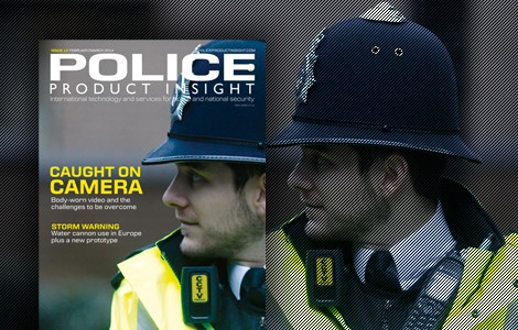Latest issue of Police Product Insight magazine published
