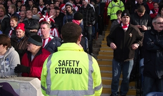 Football stewards should become Met Specials says City Hall member