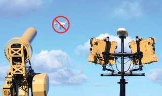 Airport drone defence system to be evaluated