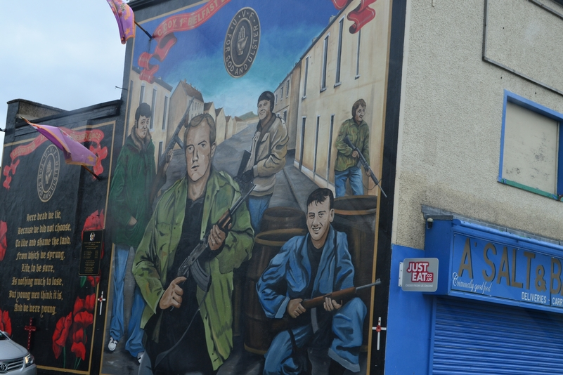 Irish Border Security: The catalyst for a renewed Dissident Republican Campaign?