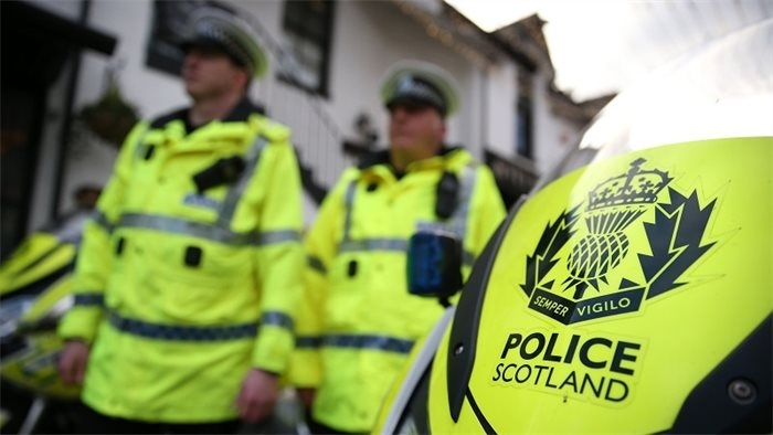 Police Scotland must improve training