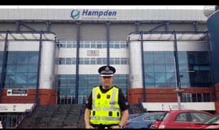 Police Scotland's AC/DC safety video rocks