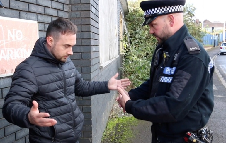 Stop and search: Effective policing method to target and tackle crime