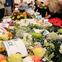Sacrifices of fallen officers remembered