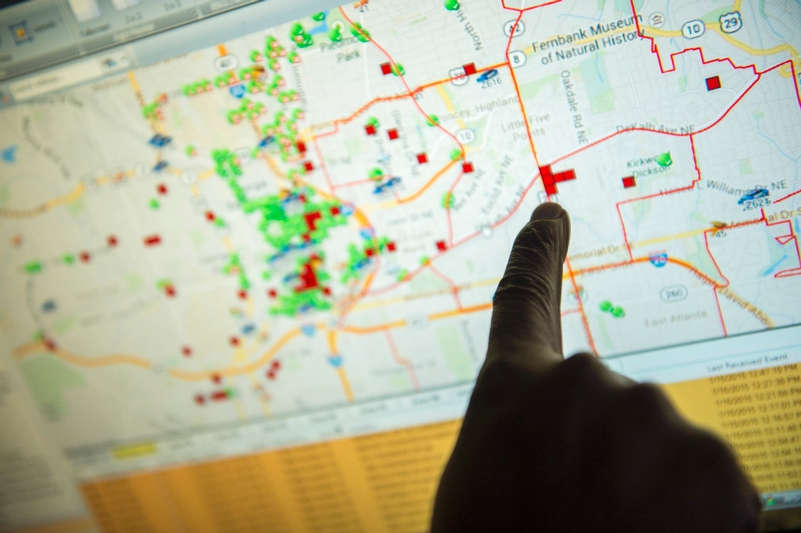 Predictive policing trials have been a 'patchwork quilt' the study found