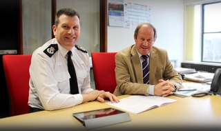 New chief constable for Suffolk