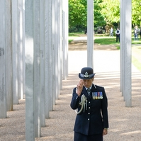 London police chiefs attend fifteen year anniversary of 7/7 attacks