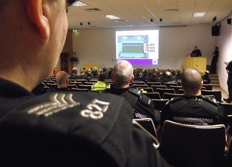 Declining sergeant numbers 'worrying'