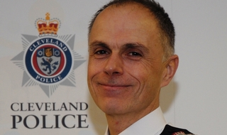 Chief Constable Iain Spittal.