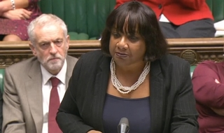 Shadow Home Secretary Diane Abbott on spit guards, cuts and effective policing
