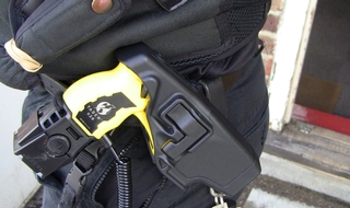 Officers served with gross misconduct notices after race relations officer tasered
