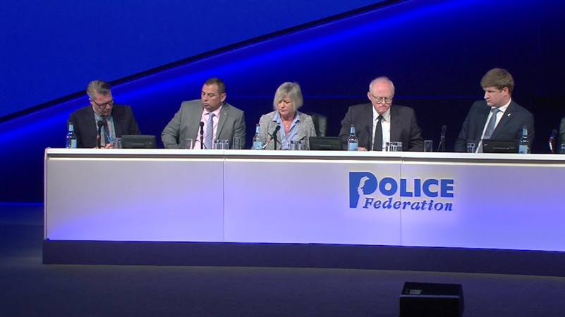 A previous PFEW conference