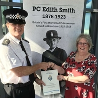 Recognition of service after 30 years was 'well worth the wait'