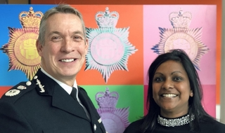 Inspector wins award for encouraging BAME applicants