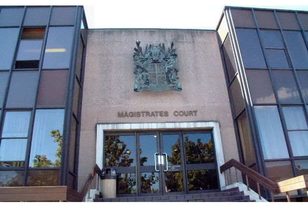 Walsall Magistrates' Court: PC James Ankrett bailed
