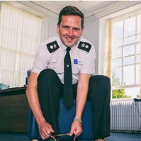 'Bold' chief super recognised for LGBT work