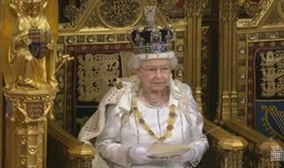 Officer safety and justice overhaul lead Queen's Speech