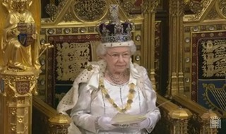 The Police Service In Queen's Speech