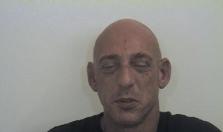 Man jailed for single-crewed officer GBH