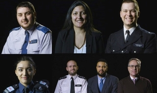 Officers and staff recognised at the annual Met Excellence Awards