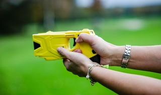 Three quarters of officers say Tasers should be rolled out to whole force