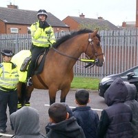 Mounted Section Falls Victim To Cuts
