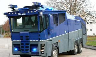Water cannon 'ineffective' in summer riots
