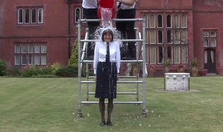 Chief constable ice bucket challenge round up