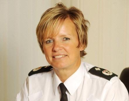 Women in policing trailblazer awarded CBE