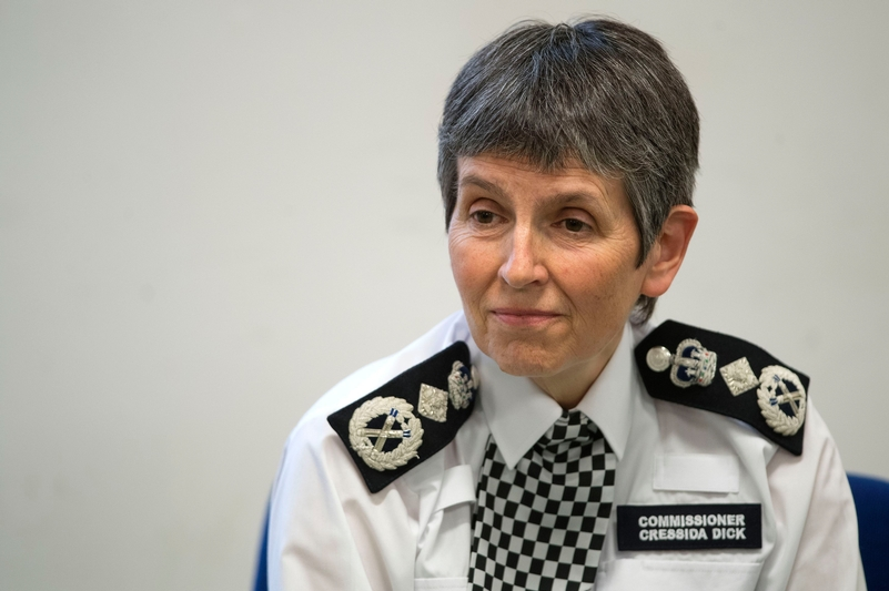 Comm Cressida Dick says direct entry detectives are helping the force's 'busy' investigators