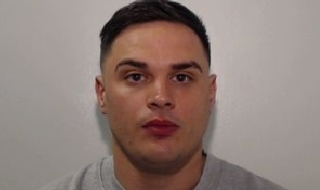 Driver jailed for injuring police officers in van collision