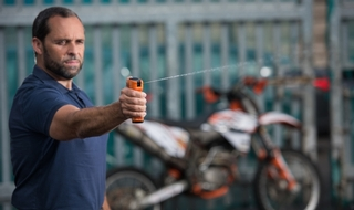 Anti-social bikers face being 'tagged' with DNA spray