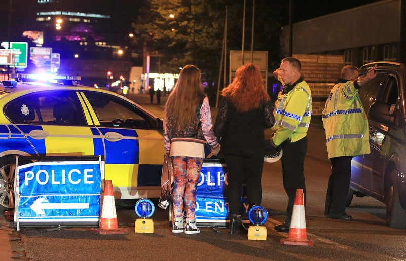 Some 27 forces shared a cloud based casualty bureau in the aftermath of the Manchester Arena bombing