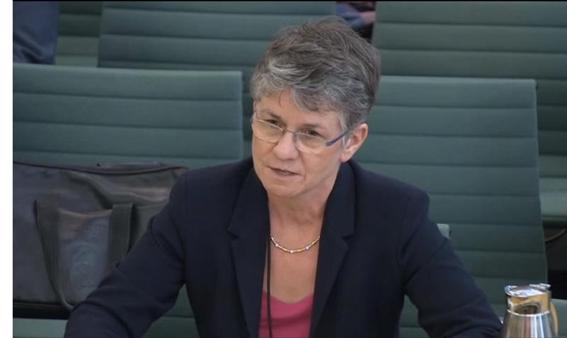Jackie Smith was in charge of the regulator during part of the period a damning report covered