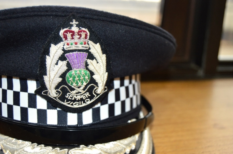 Scotland's eight policing services were amalgamated into a national body in 2013.