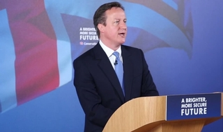 David Cameron sets BME recruitment 'ambition' for police