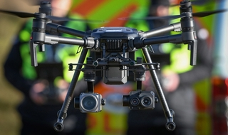 New task force and drone unit funded by council tax precept