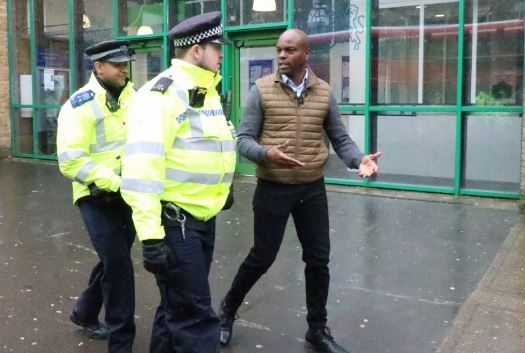 London Mayor Candidate Shaun Bailey tabled the motion