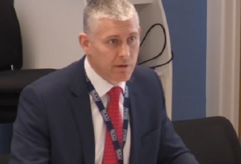Chief Supt Richard Baker: Still a long way to go