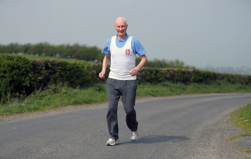Marathon man: 39 and counting for retired officer Ken Jones
