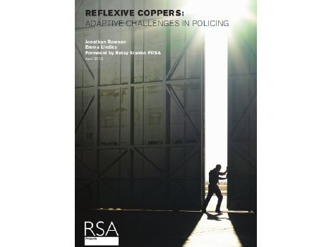Research: Officers Can Improve By 'Reflecting More'