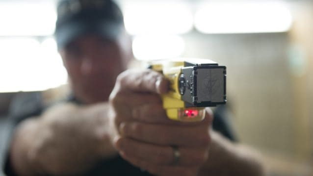 College of Policing to recommend CVD review for tasers