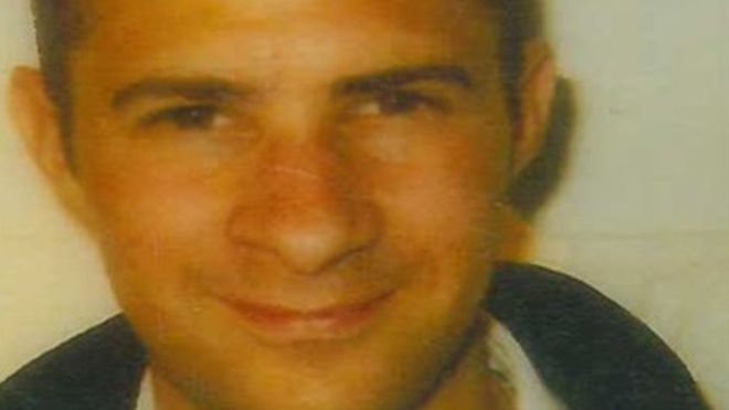 Darren Carley went missing from his home in Swindon in January 2002