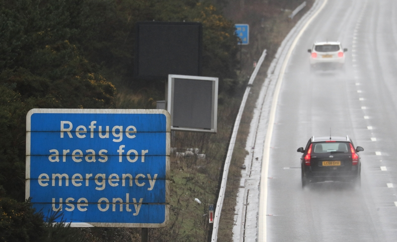 South Yorkshire PCC calls on minister to scrap smart motorways